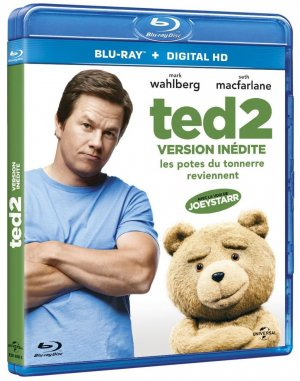 Ted 2 édition Simple