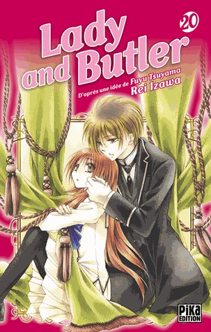 Lady and Butler # 20
