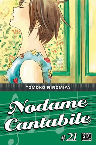 couverture, jaquette Nodame Cantabile 21  (Pika) Manga