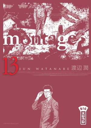 couverture, jaquette Montage 13  (kana)