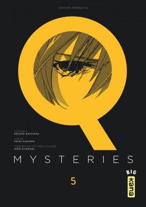 couverture, jaquette Q mysteries 5  (kana) Manga