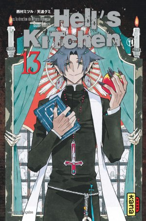 Hell's Kitchen 13