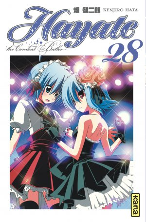 Hayate the Combat Butler # 28