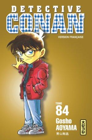couverture, jaquette Detective Conan 84  (kana)