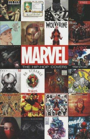 Marvel - The Hip Hop Covers Vol.2 édition Issue - Hip-Hop Variant Sampler (2016)