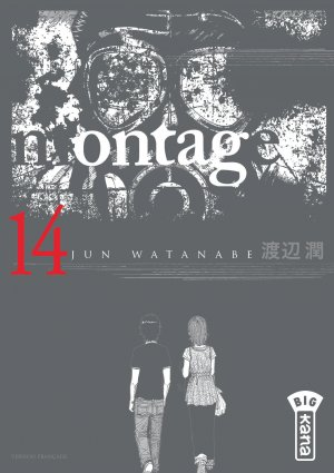 couverture, jaquette Montage 14  (kana) Manga