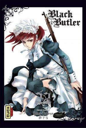 Black Butler T.22