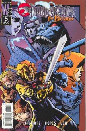 ThunderCats - The Return # 5
