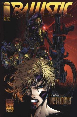 Ballistic (Image) édition Issue V1 (1995)