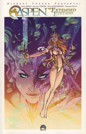 Michael Turner presents Aspen édition TPB softcover Extended Edition