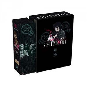 Shinobi édition Edition collector numérotée