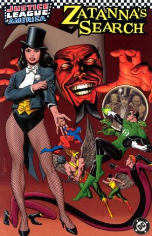 Justice League of America - Zatanna's Search édition TPB softcover (souple)