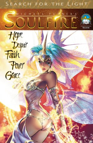 Michael Turner's Soulfire Grace # 1 Digital Collection