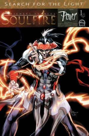 Michael Turner's Soulfire Power édition Issues
