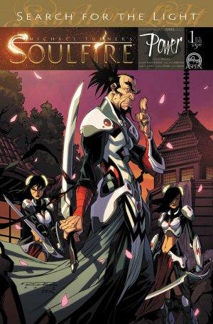 Michael Turner's Soulfire Power # 1
