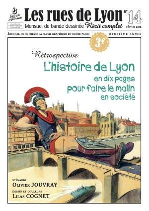 Les rues de Lyon # 14