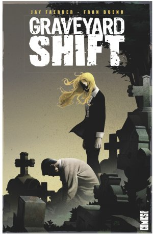 Graveyard Shift édition TPB hardcover (cartonnée)