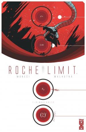 Roche Limit édition TPB hardcover (cartonnée)