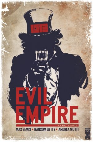Evil Empire édition TPB hardcover (cartonnée)