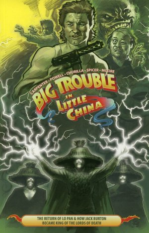 Big Trouble in Little China 2