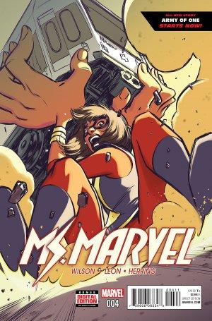 Ms. Marvel # 4 Issues V4 (2015 - 2019)