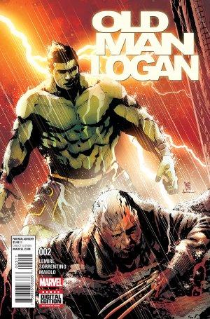 Old Man Logan # 2 Issues V2 (2016 - 2018)