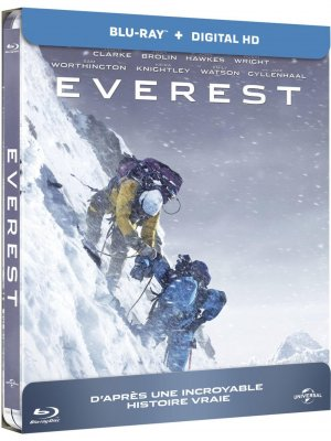 Everest édition Steelbook