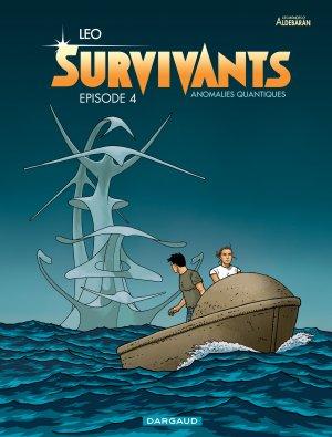Les mondes d'Aldébaran - Survivants T.4