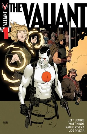 The Valiant édition Issues (2014 - 2015)