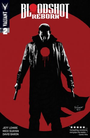Bloodshot Reborn # 2 Issues (2015 - 2016)