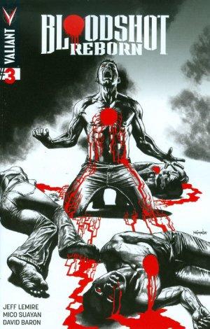 Bloodshot Reborn # 3 Issues (2015 - 2016)