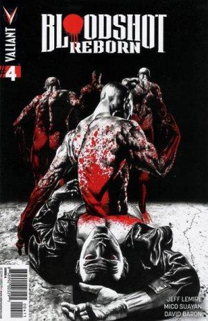 Bloodshot Reborn # 4 Issues (2015 - 2016)