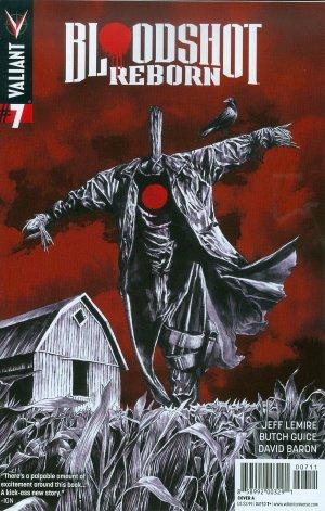 Bloodshot Reborn # 7 Issues (2015 - 2016)