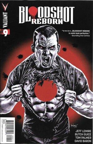 Bloodshot Reborn # 9 Issues (2015 - 2016)