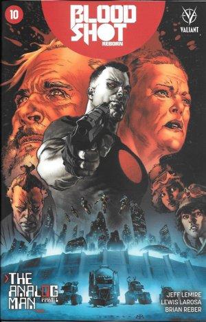 Bloodshot Reborn # 10 Issues (2015 - 2016)