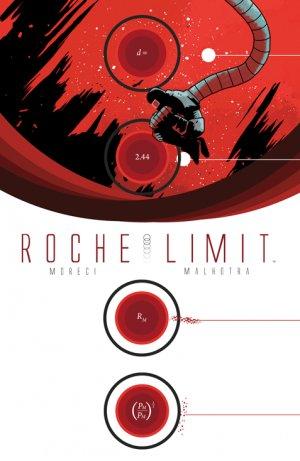 Roche Limit édition TPB softcover (souple)