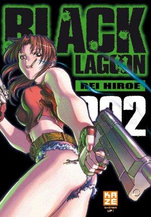 couverture, jaquette Black Lagoon 2 Française 2ème Edition (kazé manga)