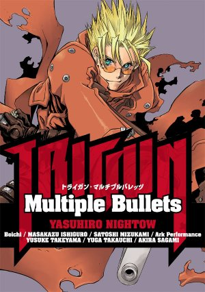 Trigun: Multiple Bullets édition Simple