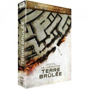 Le Labyrinthe : La Terre Brûlée édition Collector