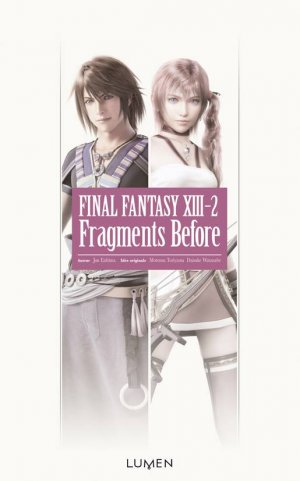 FINAL FANTASY XIII-2 Fragments After édition Simple
