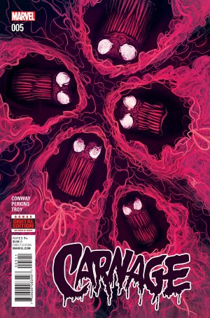 Carnage # 5 Issues V2 (2015 - 2017)
