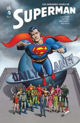 Les derniers jours de Superman édition TPB hardcover (cartonnée)