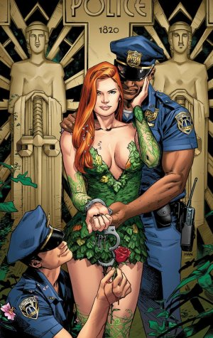 Poison Ivy - Cycle of life and death # 2 Issues