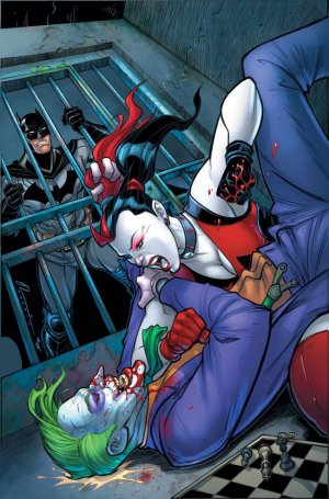 Harley Quinn # 25 Issues V2 (2013 - 2016)