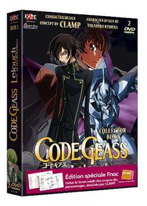 Code Geass - Lelouch of the Rebellion édition Spéciale Fnac