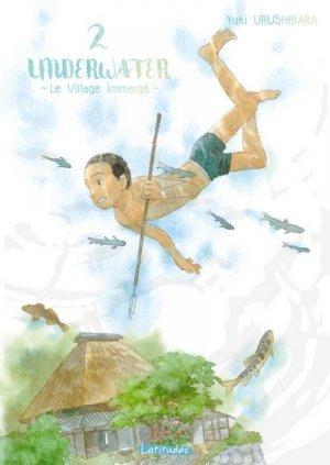couverture, jaquette Underwater – Le Village immergé 2  (Ki-oon)