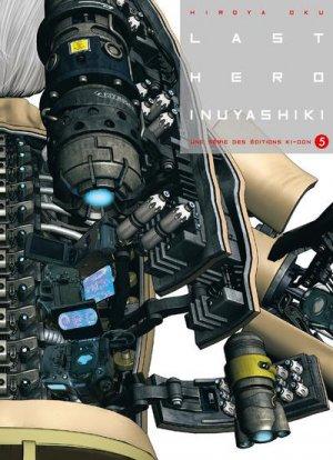 Last Hero Inuyashiki T.5