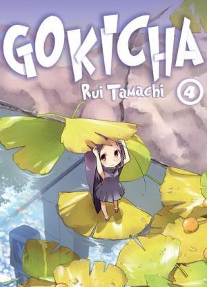 couverture, jaquette Gokicha 4  (Komikku Editions)