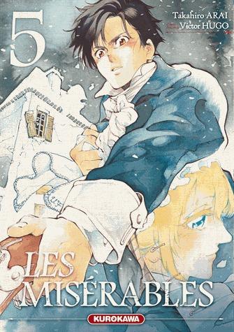 couverture, jaquette Les Misérables 5  (Kurokawa)