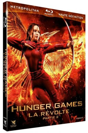 Hunger Games: La Révolte - 2ème partie édition Simple